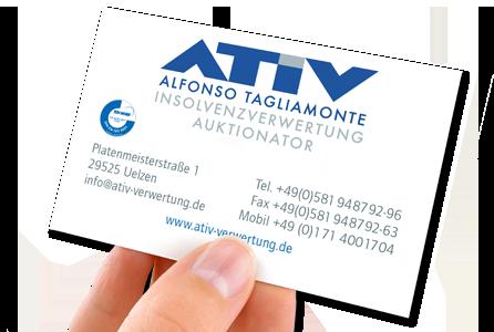 ATIV Insolvenzverwertung - Räumung, Verwertung & Bewertung. Ihr kompetenter Insolvenzverwerter für Räumung, Bewertung, Verwertung und Sicherstellung.